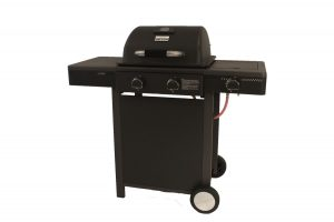 Patton-Sunny-2-burner-Gasbarbecue-Mat-Grijs