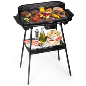 electric-bbq-with-stand-black