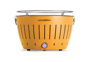 lotusgrill-classic-tafelbarbecue-350mm-geel