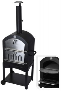 maxx-pizza-oven-smoker-barbecue-houtskool-45-x-65-x-158cm